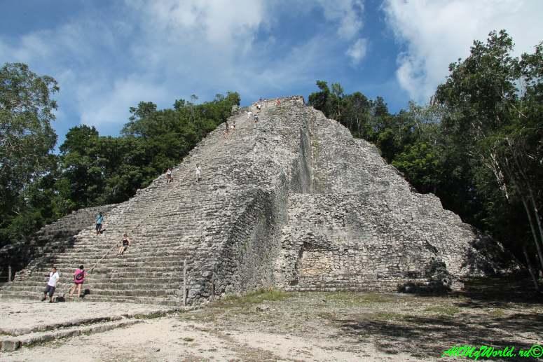 Древние города Майя - Коба фото