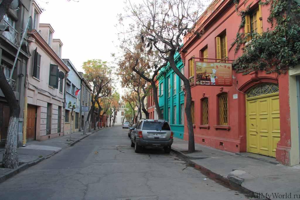 Сантьяго-де-Чили Бразил