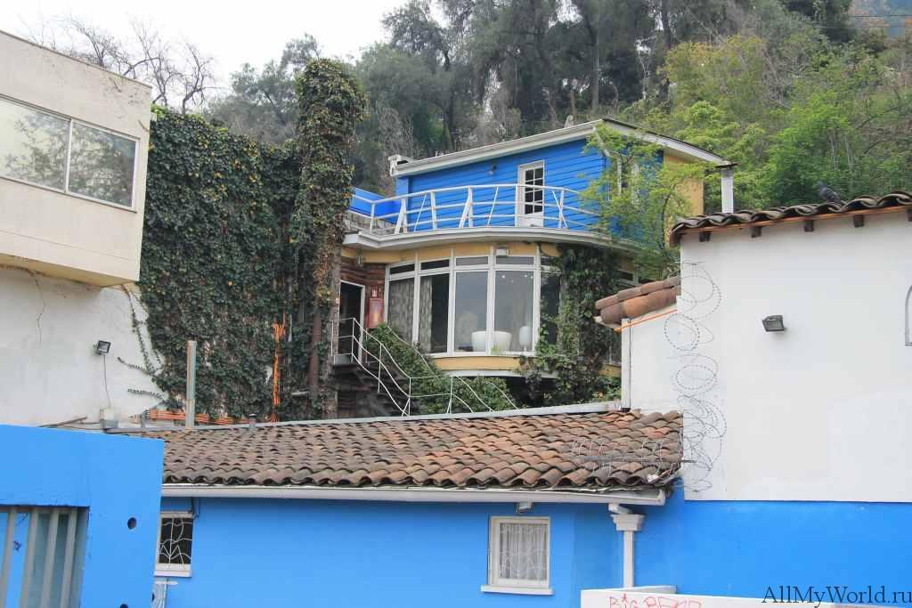Сантьяго-де-Чили La Chascona