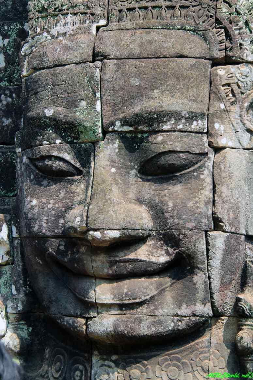 Археологическая зона Ангкор: Байон Авалокитешвара фото