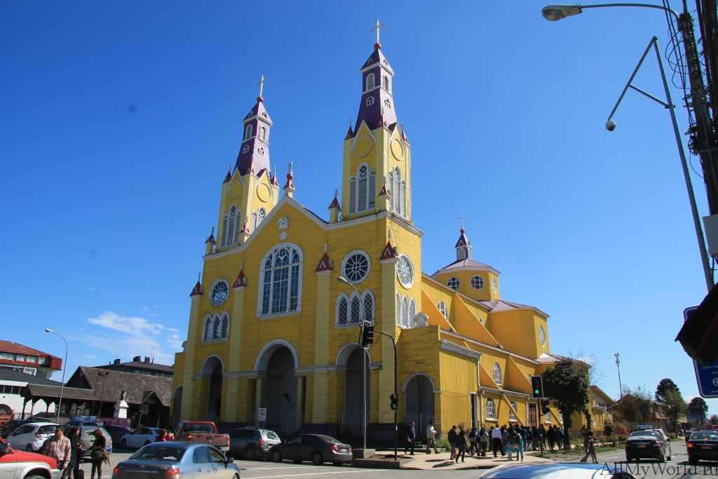 Чили остров Чилоэ фото