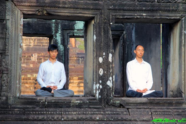 Археологическая зона Ангкор Бапхун фото