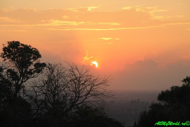 Археологическая зона Ангкор фото