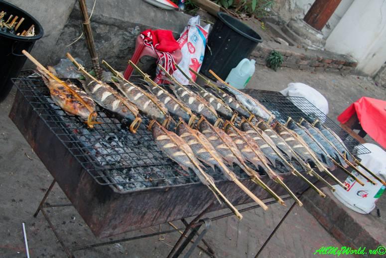 Луанг Прабанг Луангпхабанг достопримечательности фото