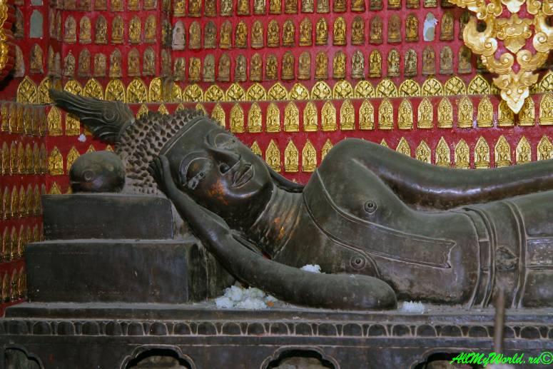 Луанг Прабанг Луангпхабанг достопримечательности фото - Храм Сингтхонг (Xieng Thong)
