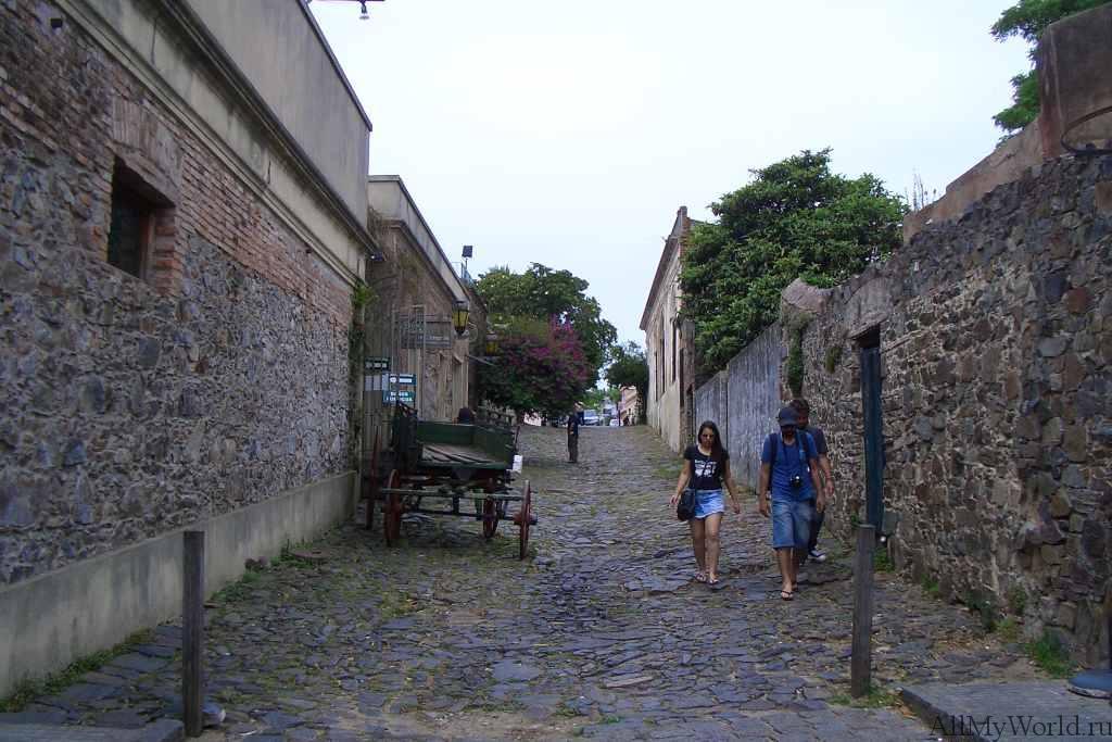 Колония-дель-Сакраменто Уругвай
