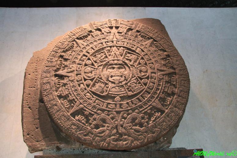 город мехико что посмотреть Национальный музей антропологии фото