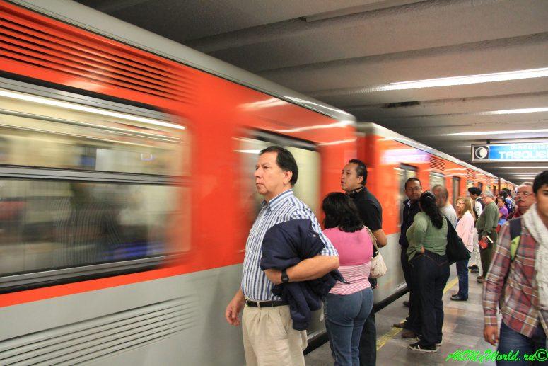 город мехико что посмотреть метро фото