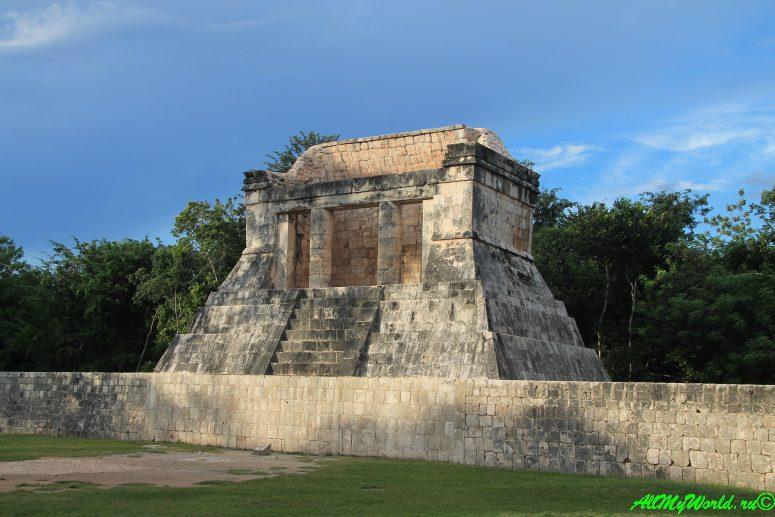 Мексика города майя Чичен-Ица фото