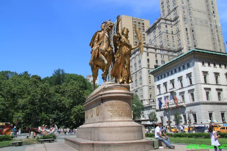 Лучшие места Нью-Йорка Гранд-арми фото