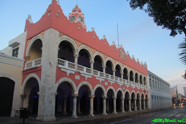 Мексика Мерида фото