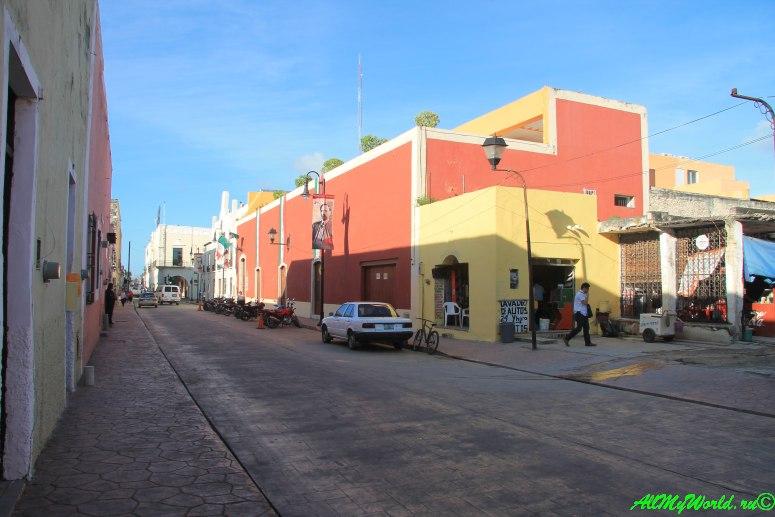 Мексика Юкатан Вайядолид фото