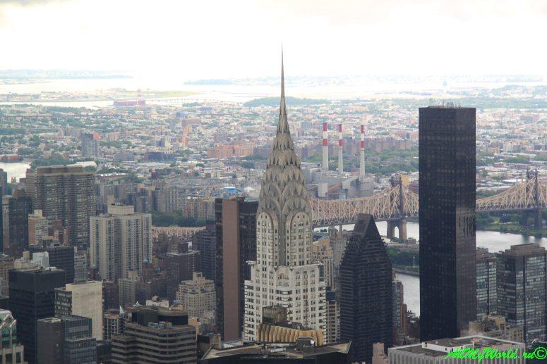 Небоскребы Нью-Йорка Эмпайр-стейт-билдинг фото   достопримечательности Нью-Йорка