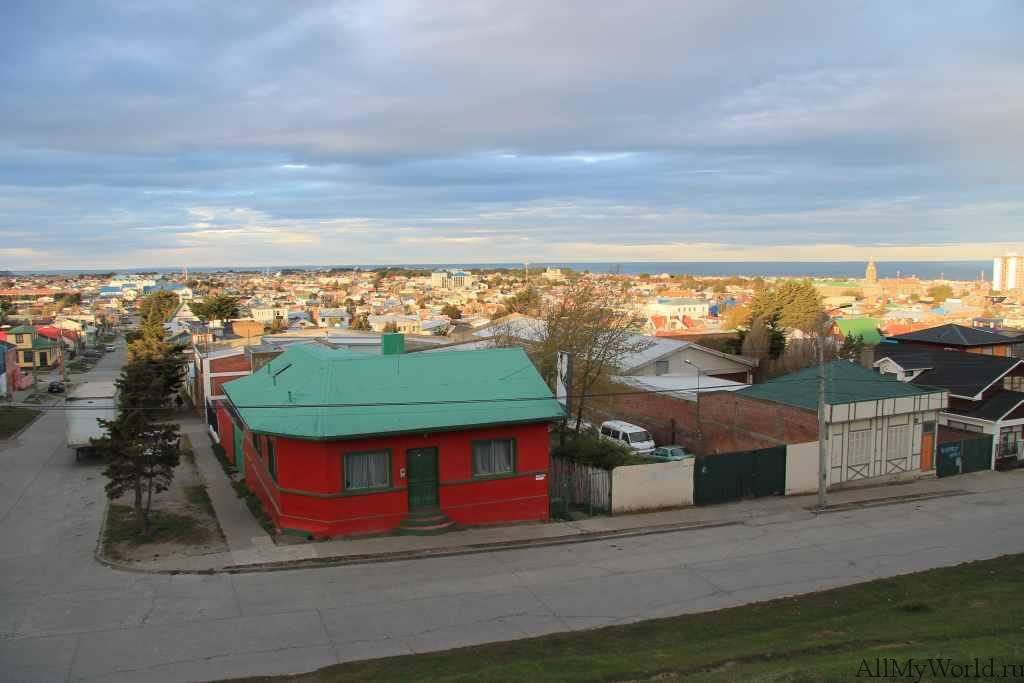 Чили Пунта-Аренас фото