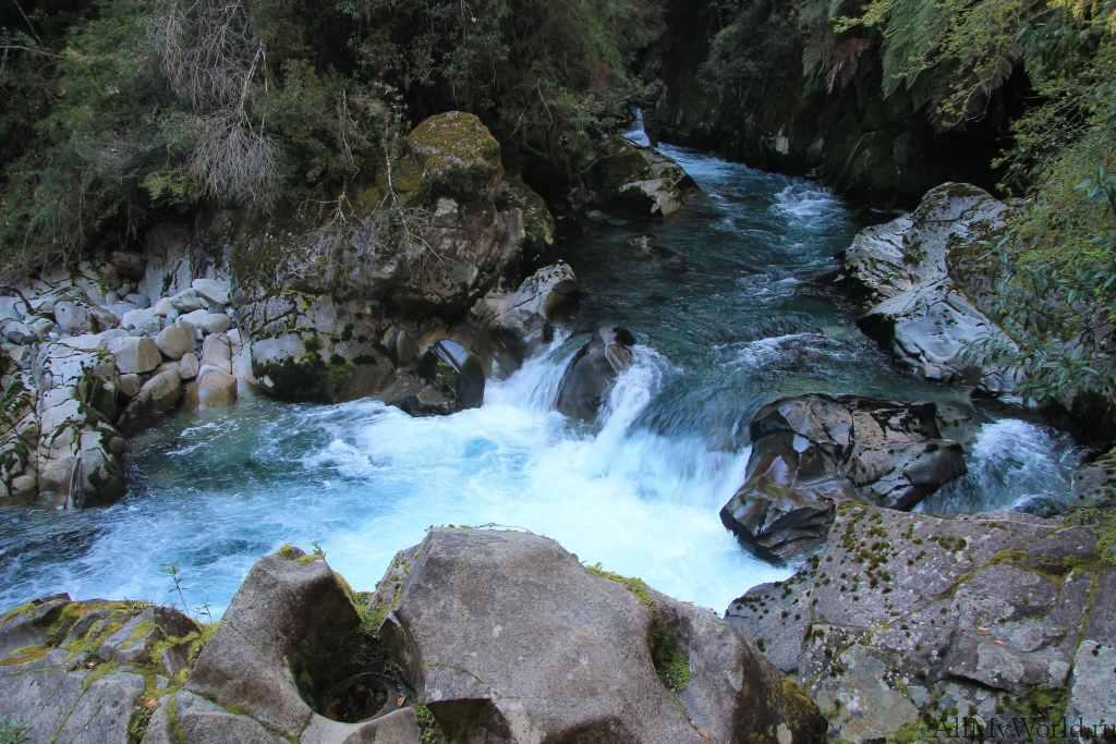 Чили парк Пуэуэ Puyehue фото