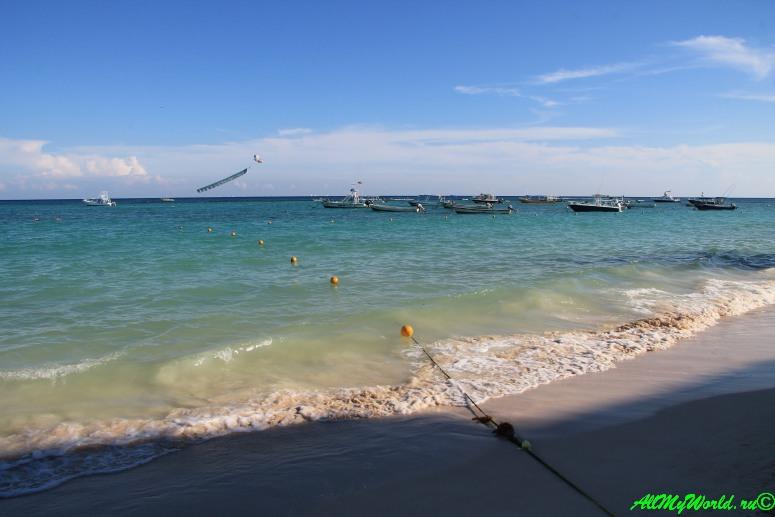 Лучшие пляжи мира - Ривьера-Майя Плайя-дель-Кармен Мексика фото
