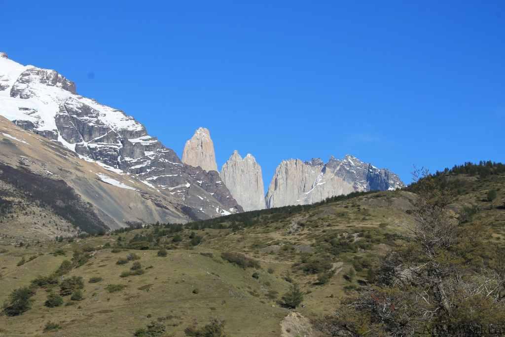 Чили Торрес-дель-Пайне