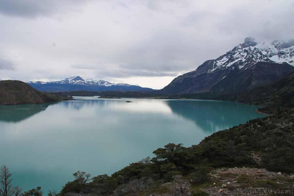 Torres del Paine photo