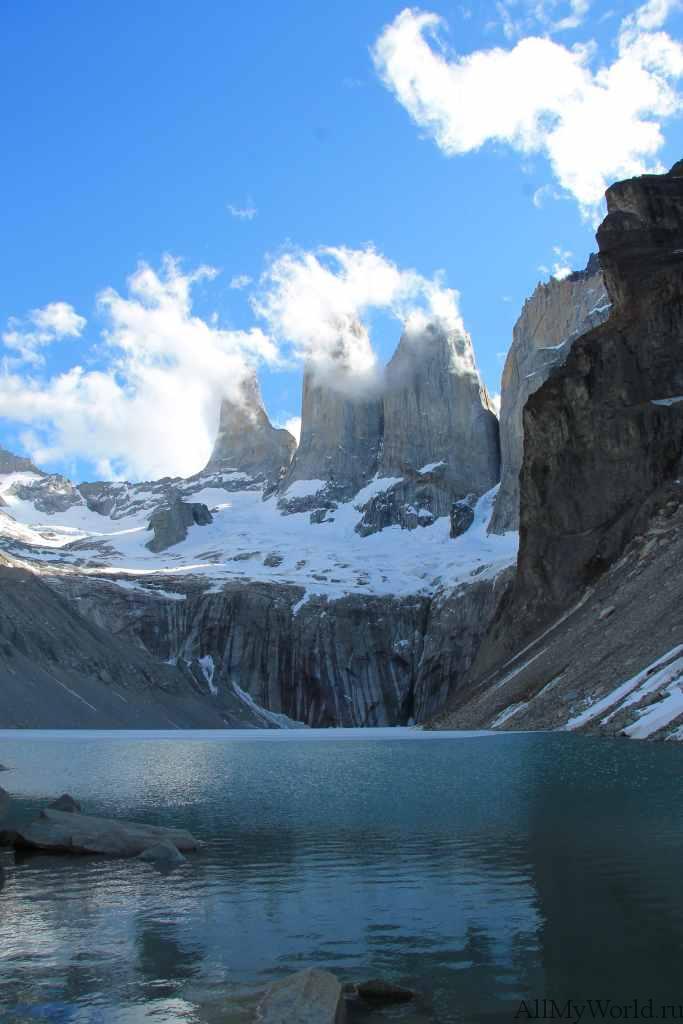 Чили Торрес дель Пайне