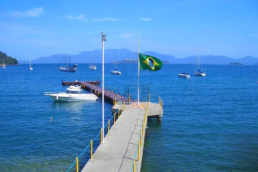Бразилия Ангра-дуж-Рейш