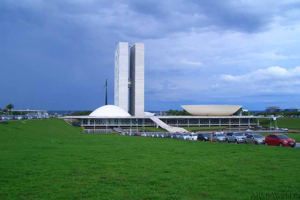 Бразилия Бразилиа
