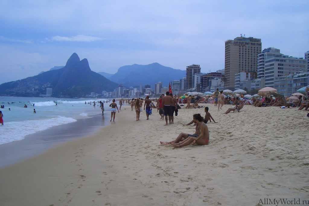 Рио-де-Жанейро Ипанема
