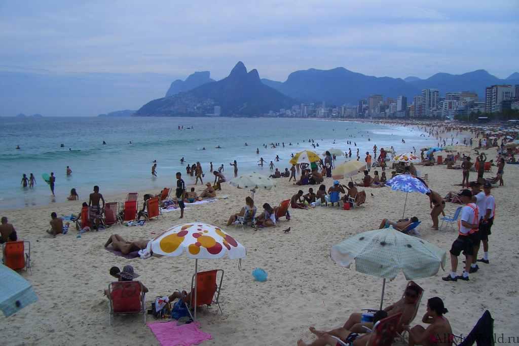 Рио-де-Жанейро Копакабана