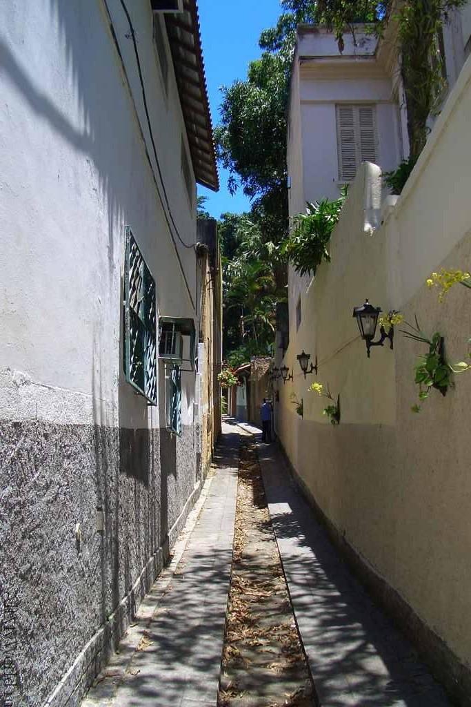 Рио-де-Жанейро Район Ларанжейрас Laranjeiras
