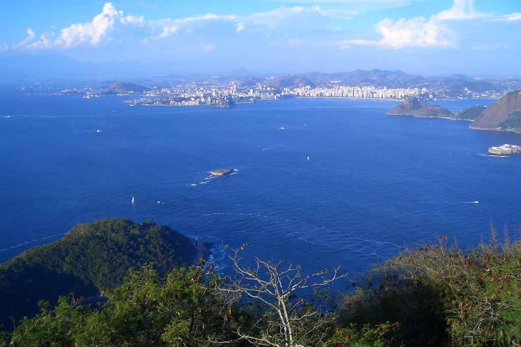 Рио-де-Жанейро гора Сахарная голова