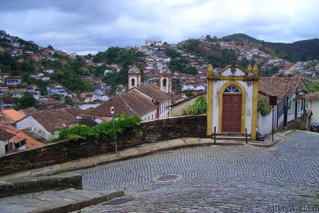 Бразилия Оуру-Прету