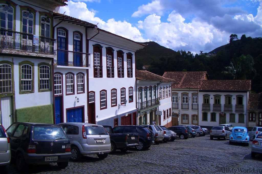 Бразилия Оуро-Прето