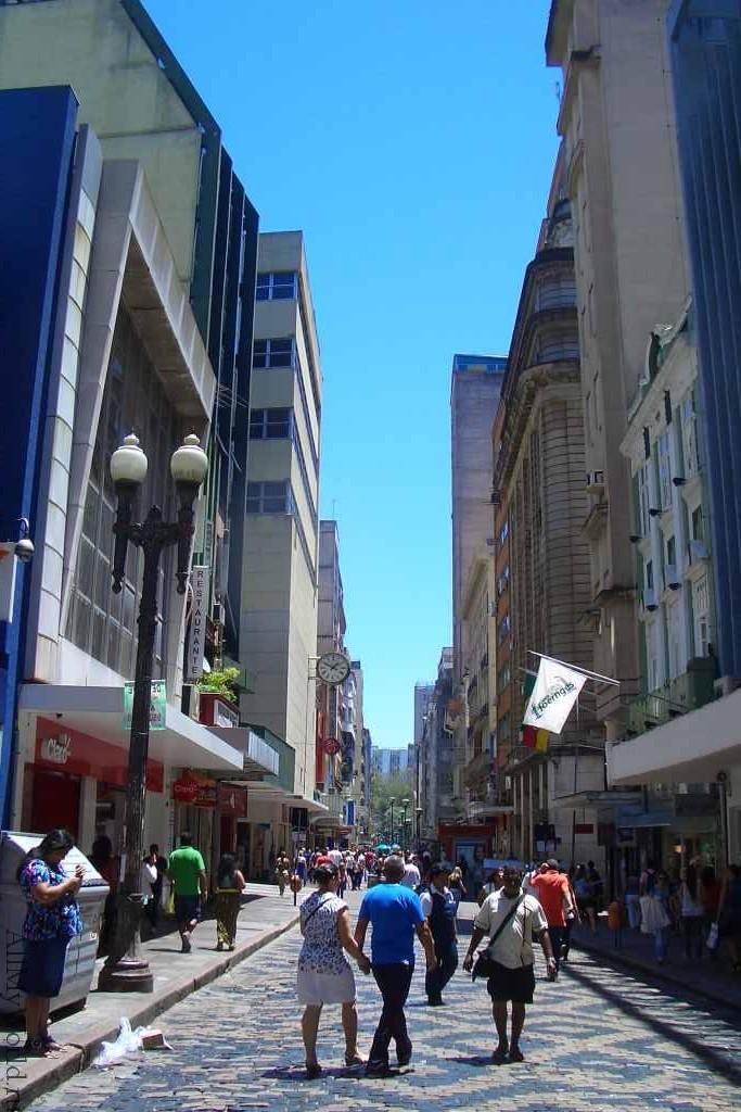Бразилия Порту-Алегри