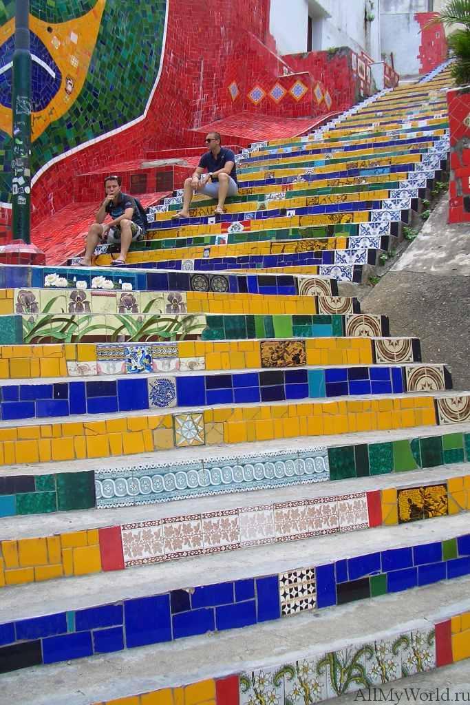 Лестница Селарона Рио