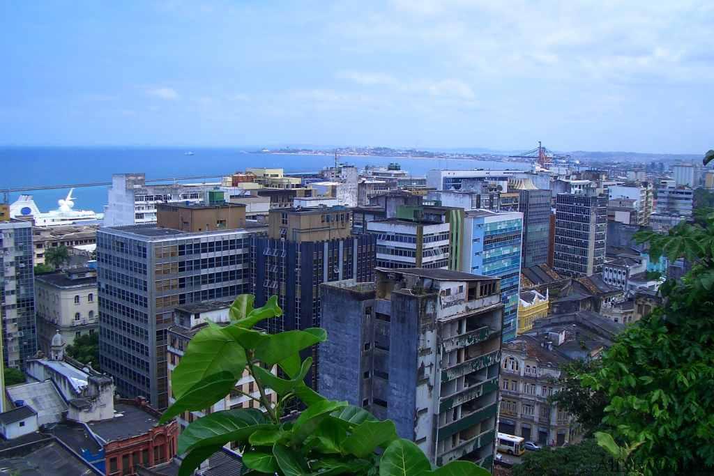 Бразилия Сальвадор