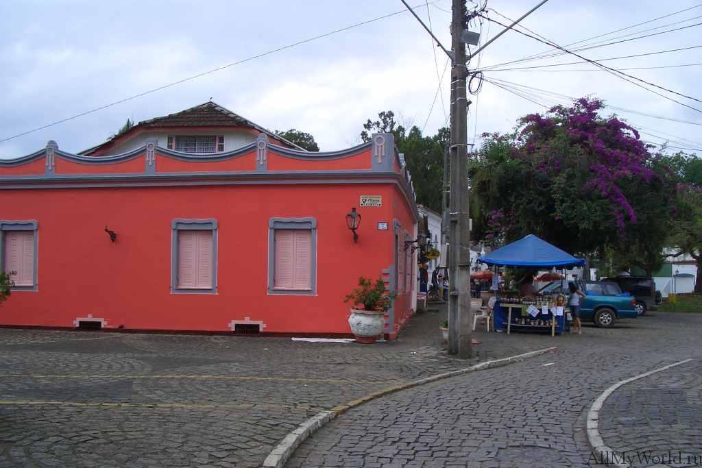 Бразилия Морретес