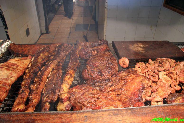 где поесть в Буэнос-Айресе