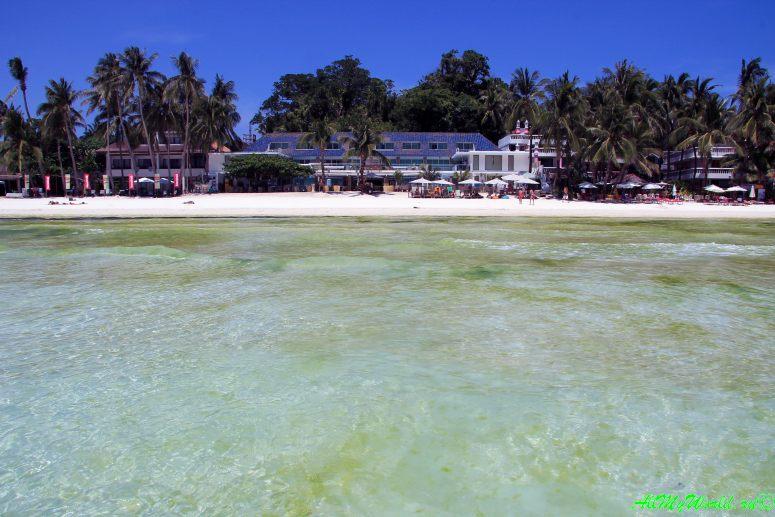 Лучшие пляжи мира - остров Боракай, Филиппины фото