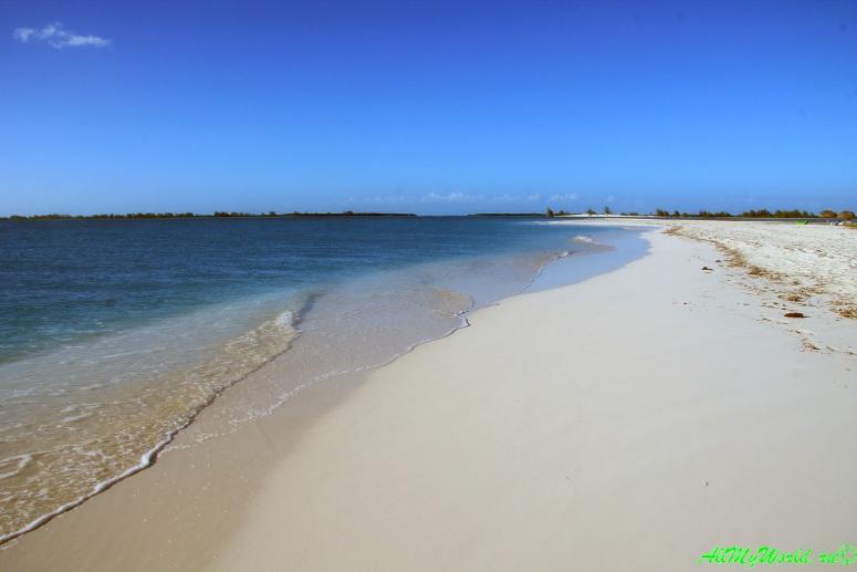 Лучшие пляжи мира - пляжи Плайя Сирена и Плайя Параисо, Кайо-Ларго, Куба