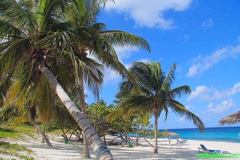 Лучшие пляжи мира - Гвардалавака (Гуардалавака) и Плайя-Эсмеральда, Куба фото