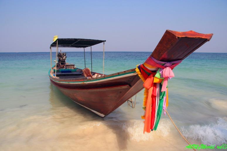 Лучшие пляжи мира - Ко-Панган, Таиланд фото