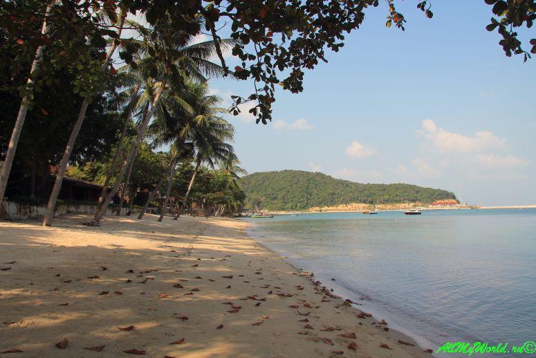 Лучшие пляжи мира - пляж Липа-Ной, Ко-Самуи, Таиланд фото