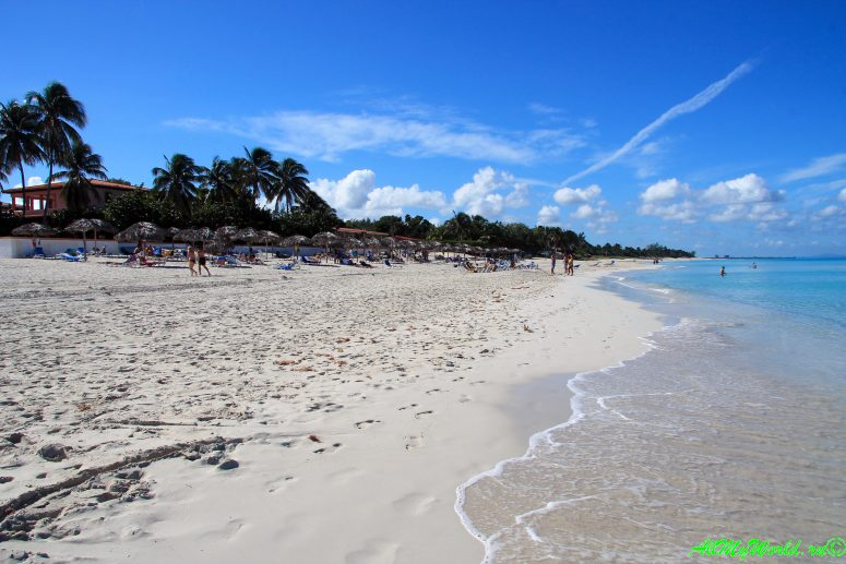 Лучшие пляжи мира - Варадеро, Куба фото