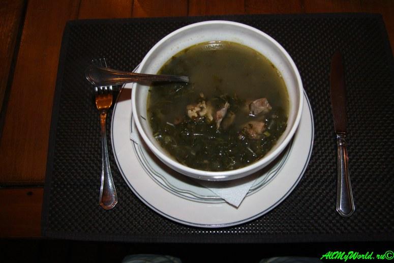 Традиционные блюда грузинской кухни - чакапули