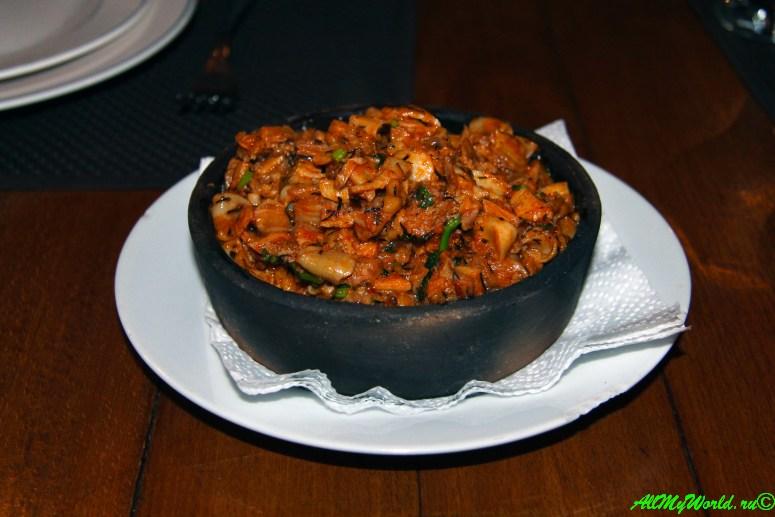 Традиционные блюда грузинской кухни - кучмачи