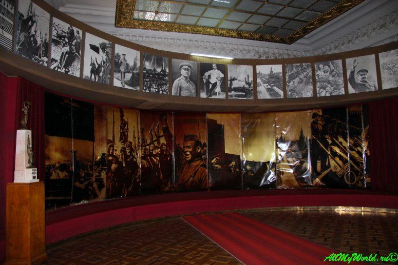 Музей Сталина в Гори Грузия