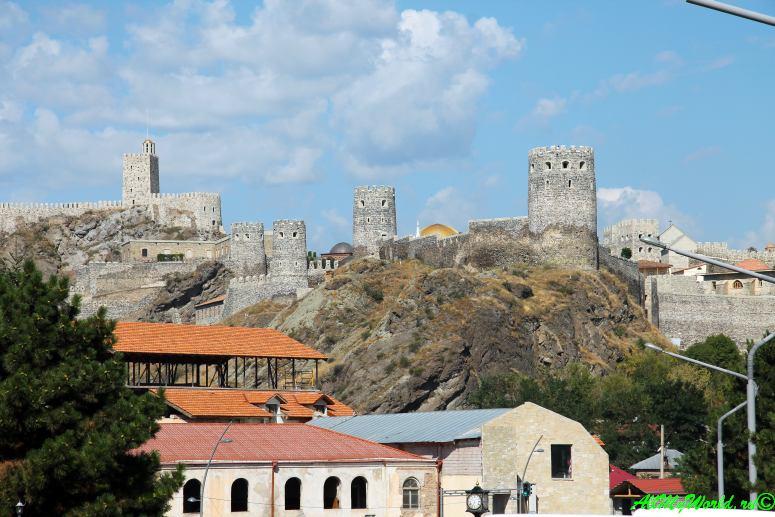 Крепость Рабат Ахалцихе Грузия
