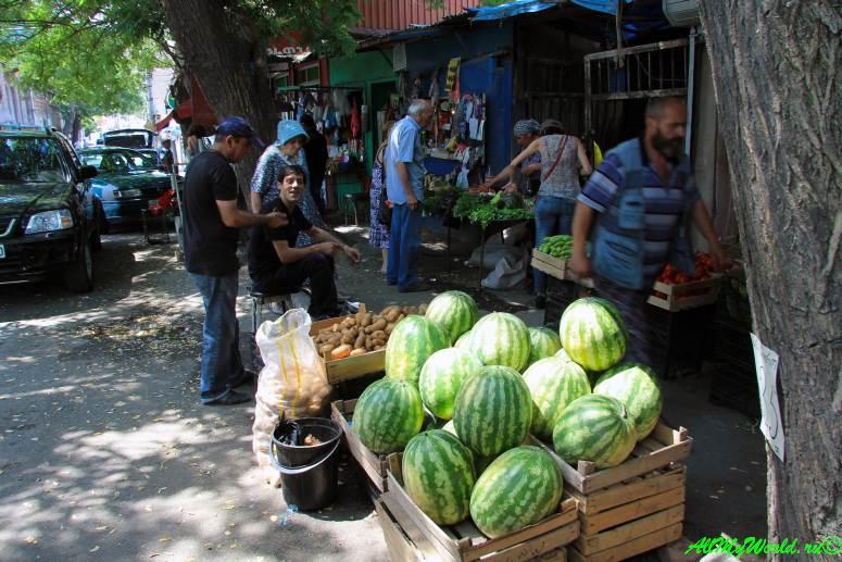 Достопримечательности Тбилиси - Старый Тбилиси фото