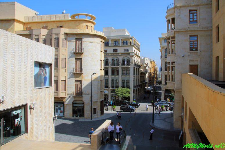 Достопримечательности Бейрута даунтаун