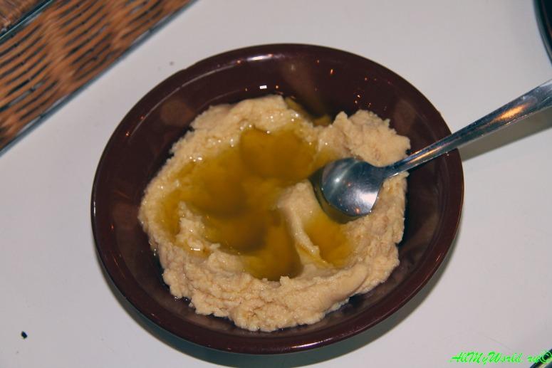 Ливанская кухня - хумус