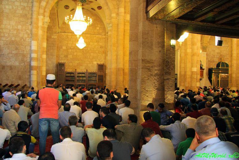 Достопримечательности Бейрута мечеть Омара
